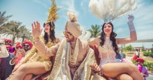 TRENDY SONGS FOR GROOM'S AWESOME ENTRY