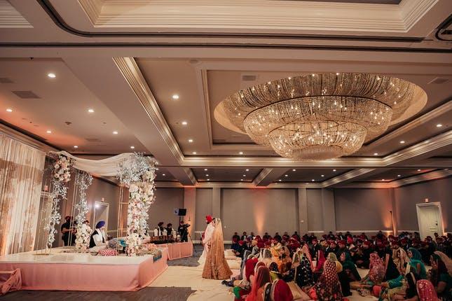 Indian wedding venues
