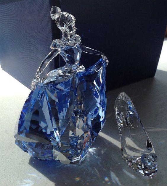 crystal figure wedding gift