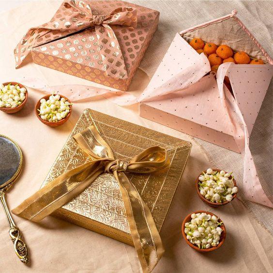 wedding shagun box