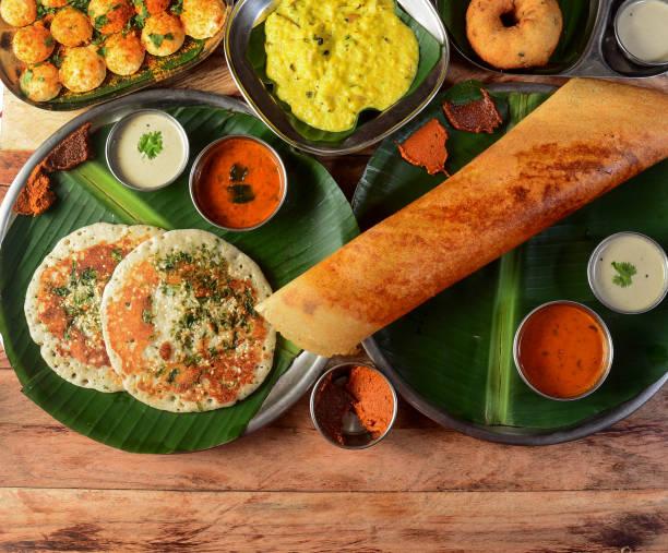 south Indian wedding menu
